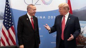 """""""Trump Erdoğan'a Gülen'i iade edeceğini söylemedi"""""""