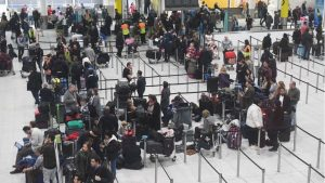 Gatwick Airport drone chaos!
