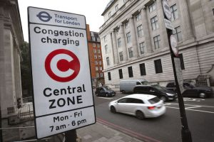 London's congestion charge to rise 30% after huge TfL bailout