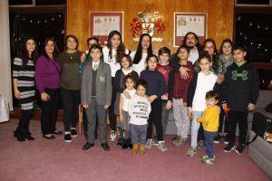 Geleceğin yazarları Saray Karakuş ile bir araya geldi