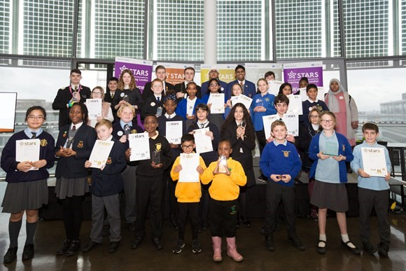 TfL's STARS programme suggests children are key to healthier London