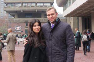 British academic Mathew Hedges released by UAE