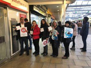 Letter campaign took place for Zeynep Yıldırım