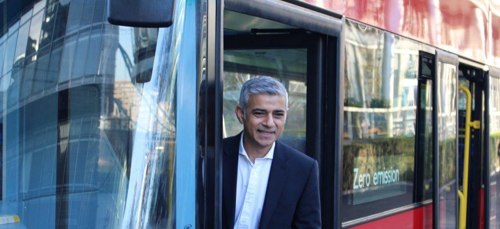 Mayor of London announces rail fare freeze