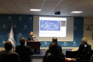 Londra Yunus Emre Institute held art and culture event