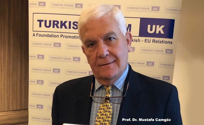 """""""Cancer Awareness Conference"""" from Turkish Forum UK"""