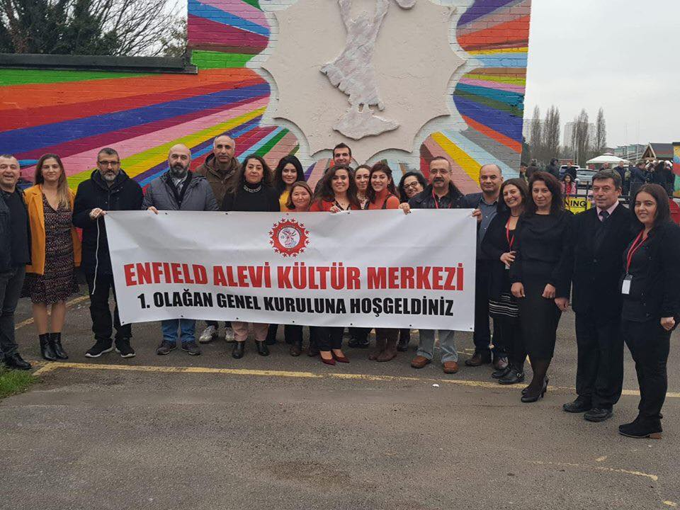 Enfield Alevi Cultural Centre held their first general assembly