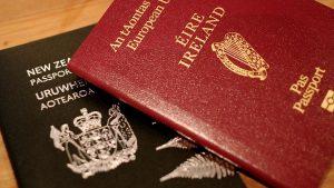 2018'de İrlanda pasaportuna başvuran İngiliz sayısı yüzde 22 arttı