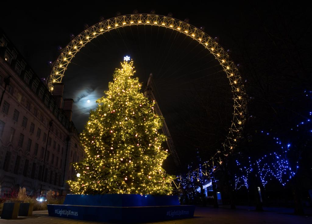 Londra, en fazla Noel kartı gönderen şehir