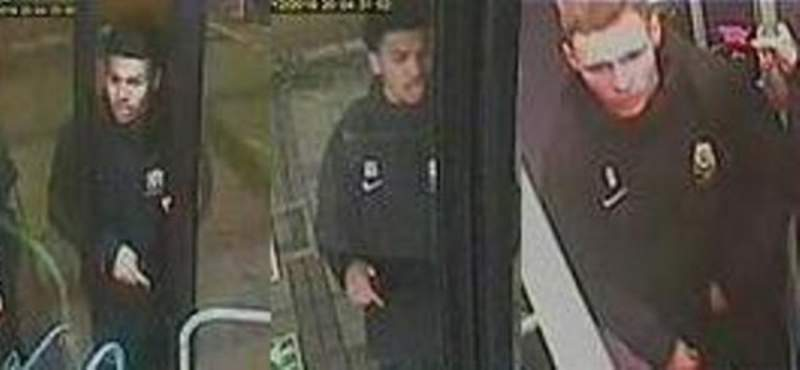 Police appeal after bus stabbing