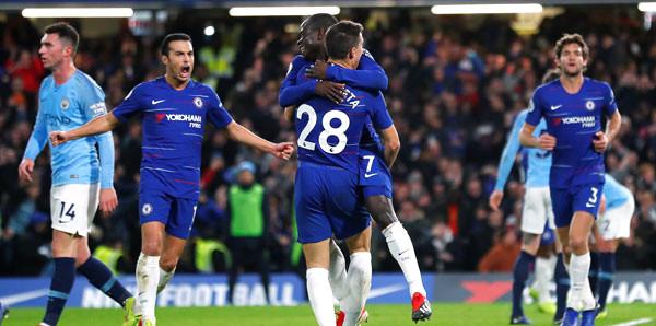 Chelsea, lider değiştirdi