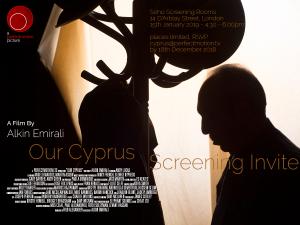 Kıbrıslı Türk yönetmenin filmi Londra'da beyaz perdeye çıkıyor