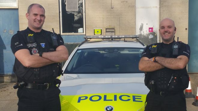 Baby names after 'hero' police officers