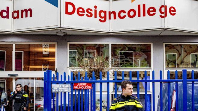 16 year old Turkish girl shot dead in Rotterdam