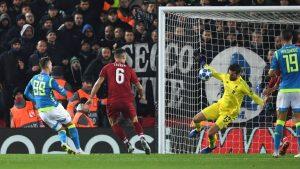 Liverpool, Şampiyonlar Ligi'nde yoluna devam ediyor
