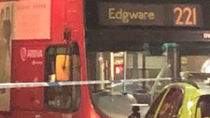 Bus driver injured after shots fired at Turnpike Lane station