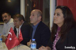 """Öztunç: """"Yurt dışındaki oylar olmasaydı, belki de bugün CHP Kahramanmaraş Milletvekili olamayacaktım"""""""