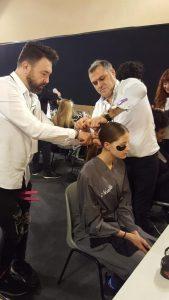 Londra'daki Türk kuaförler Paris'i salladı