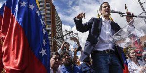 Venezuela'nın ABD'deki parasının kontrolü kendini 'geçici devlet başkanı' ilan eden Guadio'ya verildi