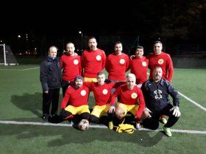 Veteranlar Ligi'nde haftanın takımı Vadili