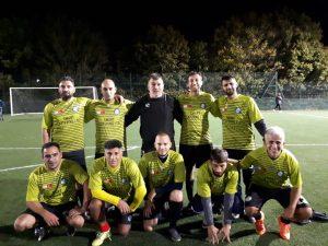 Veteranlar Ligi'nde haftanın takımı Türkmen Köy oldu