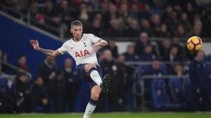 Tottenham, Alderweireld'ın sözleşmesini uzattı