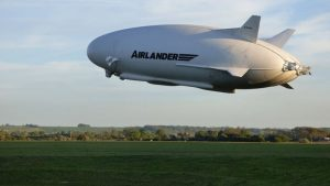 Airlander 10: Futbol sahası büyüklüğünde en uzun hava aracı üretime geçiyor