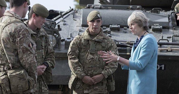İngiltere'de yedek askerler 'anlaşmasız Brexit' görevine çağrıldı