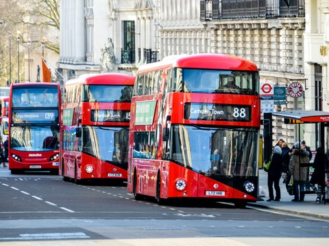 Urges on Sadiq Khan to prevent people being killed by buses