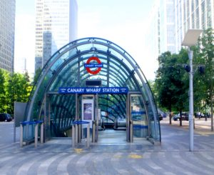 Canary Wharf: 2 people fall to their death in less the 24 hours