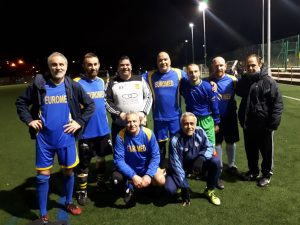 Veteranlar Ligi'nde haftanın takımı Euromed FC