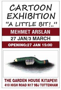 """Mehmet Arslan: """"I wany to speak with my drawings"""""""