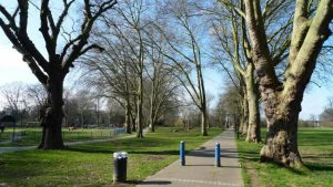 Pymmes Park at risk due damage from vandals and thieves