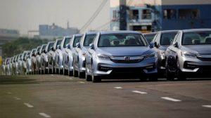Honda, İngiltere'deki üretimine 6 gün ara verecek