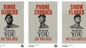 İngiliz ordusu: Selfie bağımlıları, telefon zombileri, size ihtiyacımız var