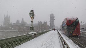 İngiltere'de soğuklar etkisini arttıracak