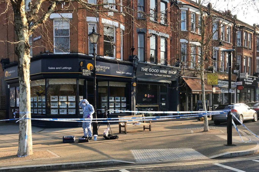 Londra'da bıçaklama olayları rekor seviyede