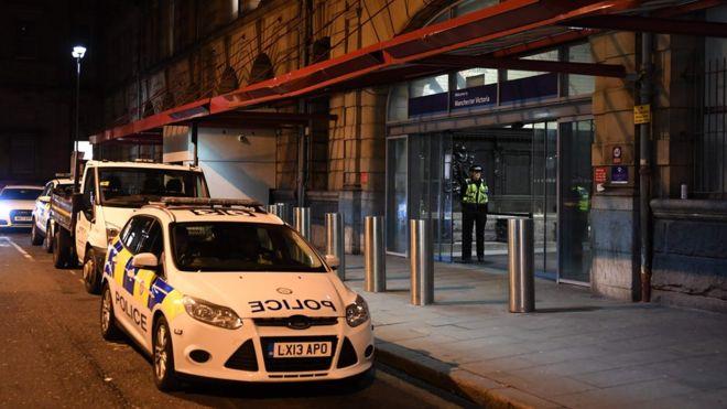 Manchester'da yılbaşı gecesinde yaşanan bıçaklı saldırıya 'terör' soruşturması