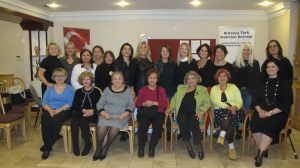 British Turkish Women's Association General Assembly took place
