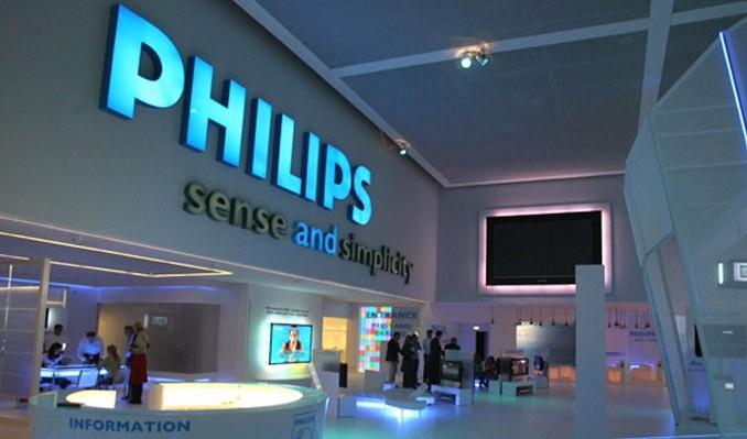 Philips İngiltere'deki fabrikasını kapatıyor