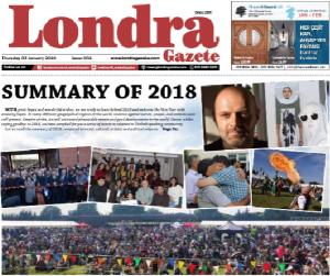 Summary of 2018