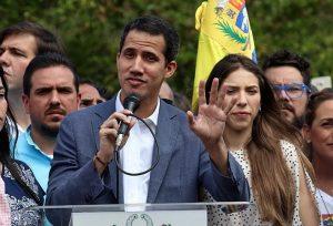 Venezuelalı muhalif liderden İngiltere'ye çağrı: Venezuela altınını Maduro'ya vermeyin