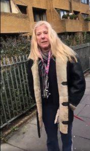 Londra'da ırkçı saldırı: Bu sokakta yürürken İngilizce konuşun!