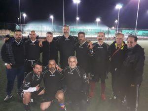 Veteranlar Ligi'nde haftanın takımı Yeni 45'ler