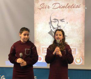Yunus Emre Institute held a poetry event