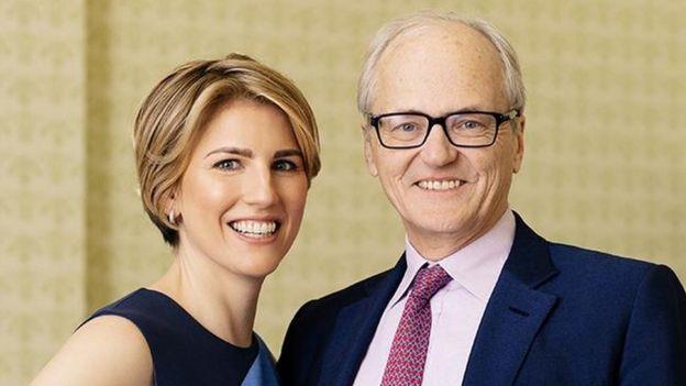 Billionaire has donated £100m to Cambridge University