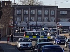 Enfield stabbing: 1 critical  3 arrested