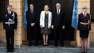 BM'den Akıncı-Anastasiadis görüşmesine ilişkin açıklama