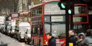 Londra, trafik sıkışıklığında dünya altıncısı