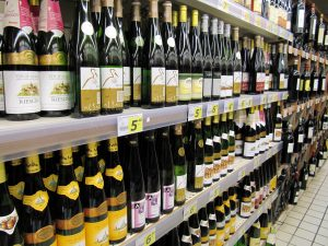 'Dry January' sees alcohol sales increase